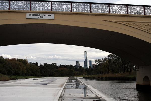Yarra River Cruises Melbourne Victoria Australia