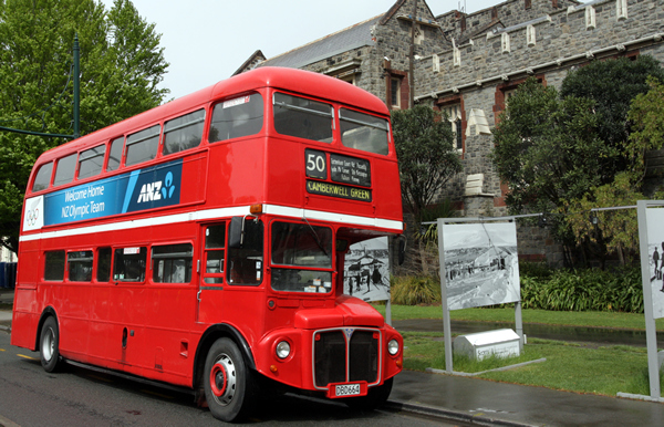 Red Bus Tours, Christchurch NZ after the earthquakes