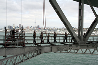 Bungy Jump, Auckland Harbour Bridge