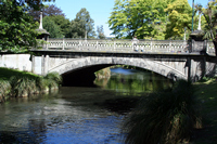 Bridge, Avon River, Christchurch