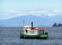 Ernest Kemp steamboat, Taupo