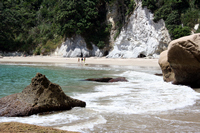 Stingray Bay, Coromandel, NZ