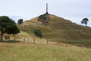 One Tree Hill in Auckland