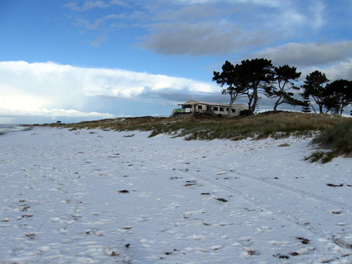 Icy Blast, Papamoa Beach, NZ.